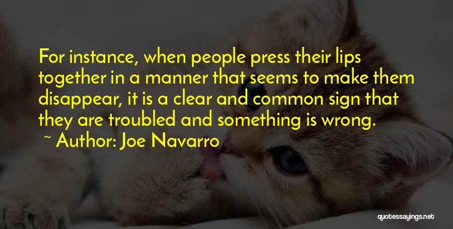 Joe Navarro Quotes 1694521