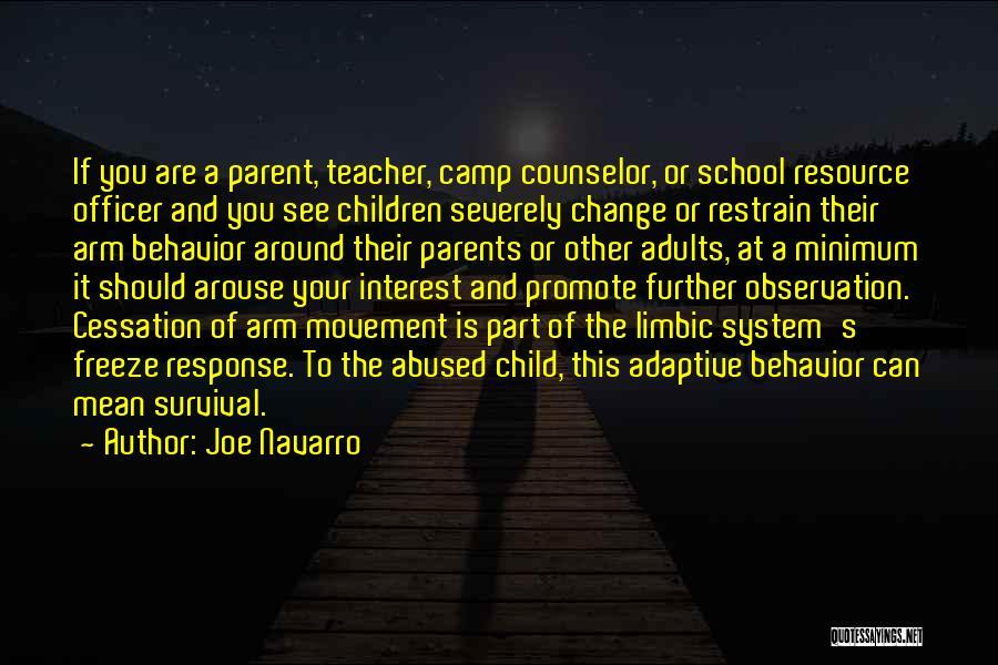 Joe Navarro Quotes 1877869