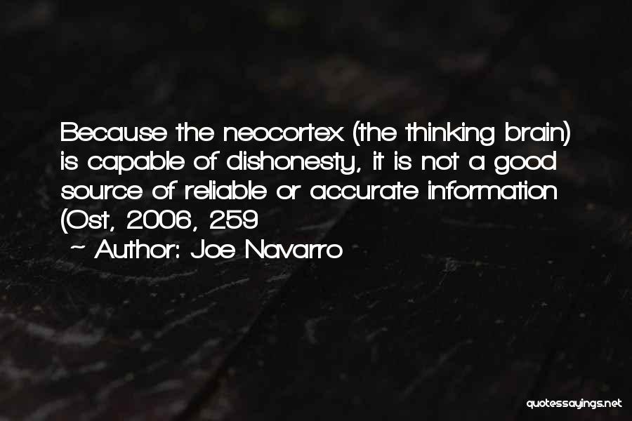 Joe Navarro Quotes 1938238