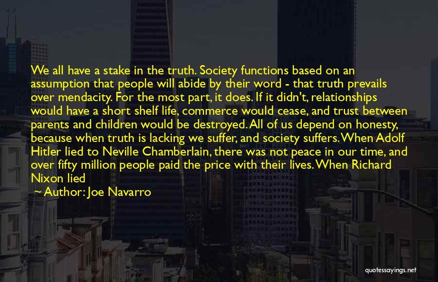 Joe Navarro Quotes 2203965