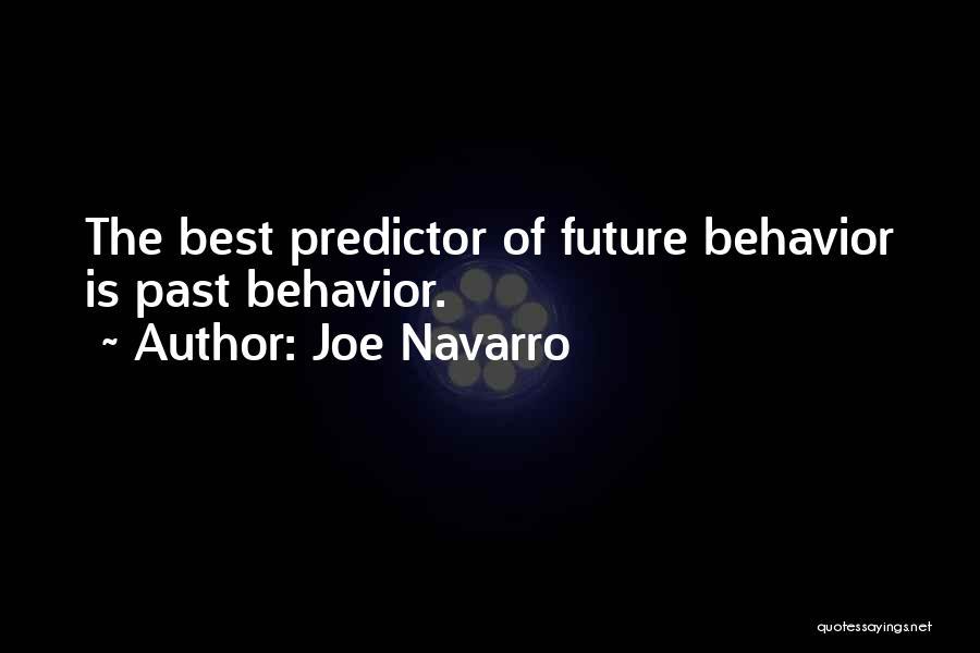 Joe Navarro Quotes 494598