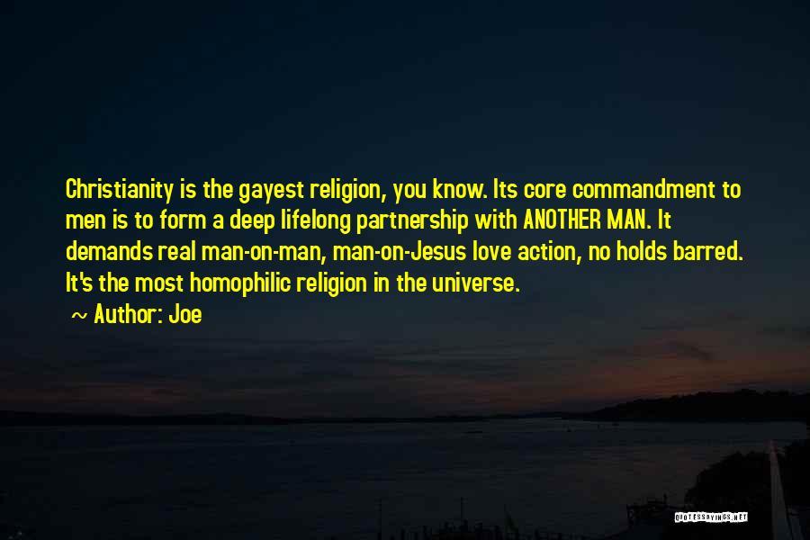 Joe Quotes 732266