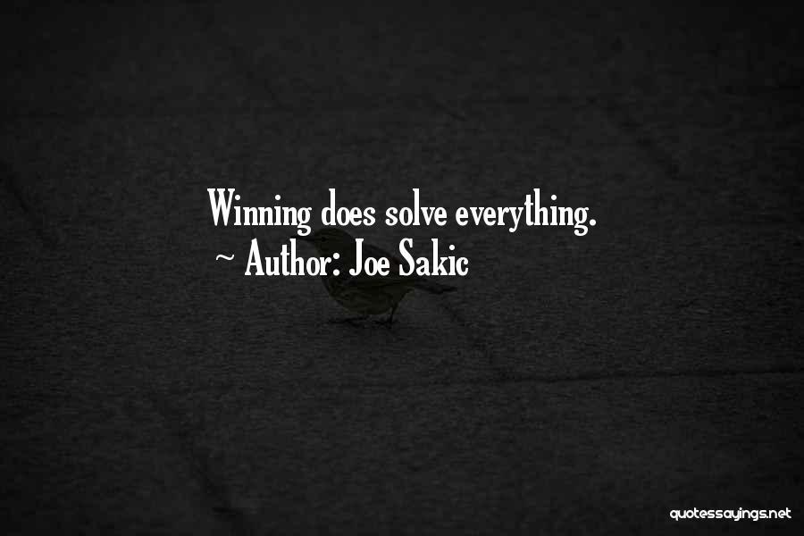 Joe Sakic Quotes 1341995