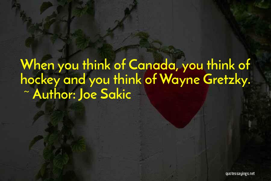 Joe Sakic Quotes 1599234