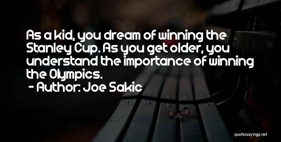 Joe Sakic Quotes 1768613