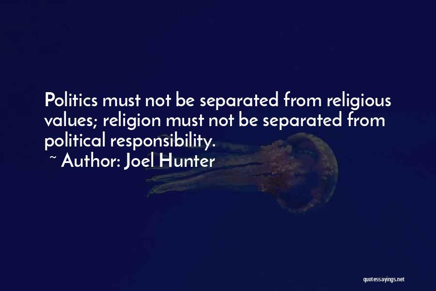 Joel Hunter Quotes 910699