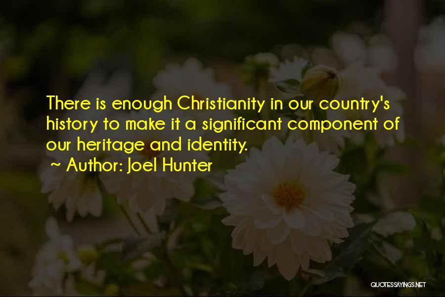 Joel Hunter Quotes 927376