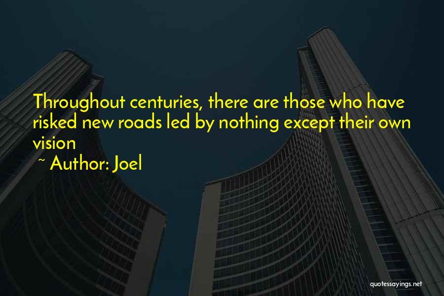 Joel Quotes 1037246