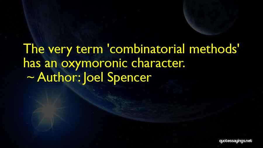 Joel Spencer Quotes 1398460