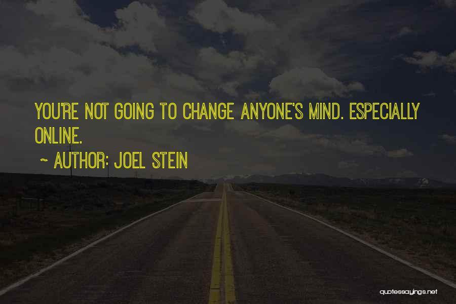 Joel Stein Quotes 1665021