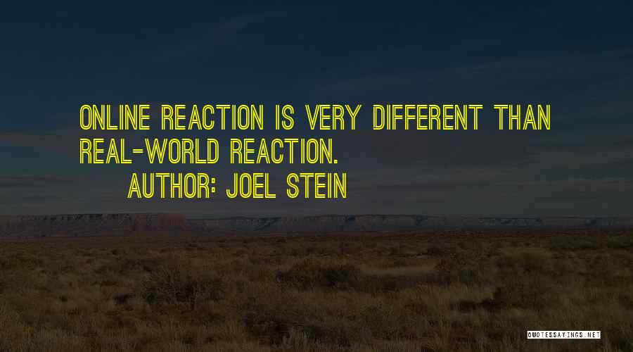 Joel Stein Quotes 1810335