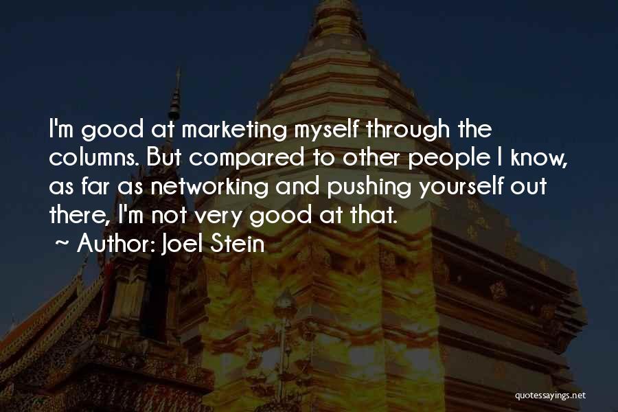 Joel Stein Quotes 2199018