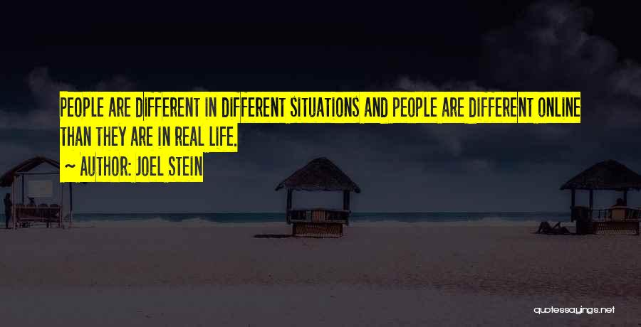 Joel Stein Quotes 234021