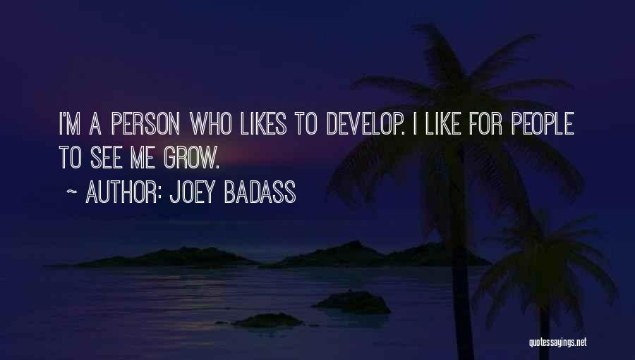 Top 11 Joey Badass Best Quotes & Sayings