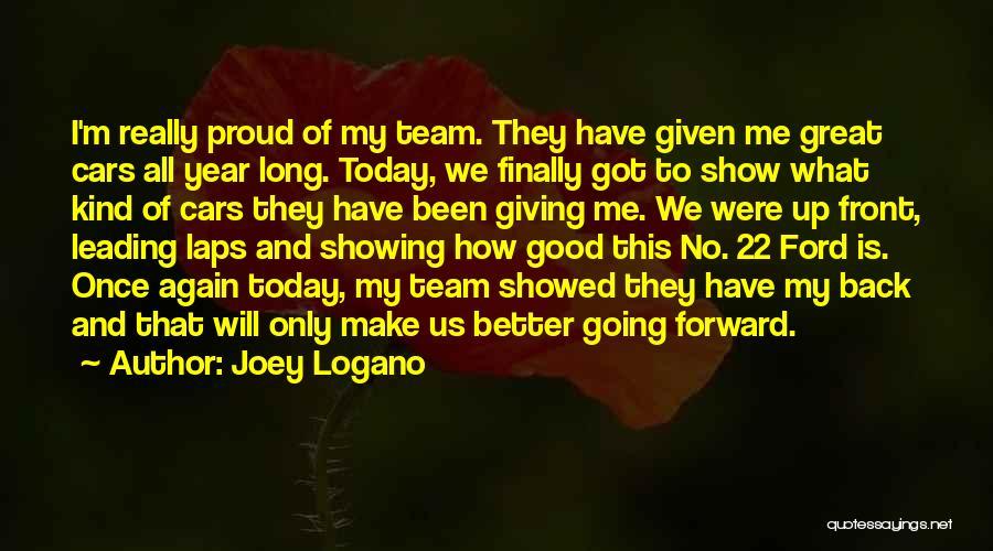 Joey Logano Quotes 816294