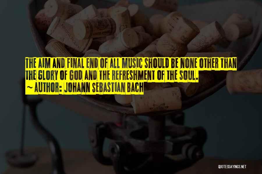 Johann Sebastian Bach Quotes 1527384