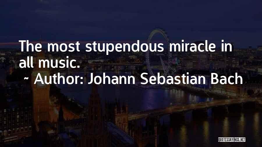 Johann Sebastian Bach Quotes 1640231