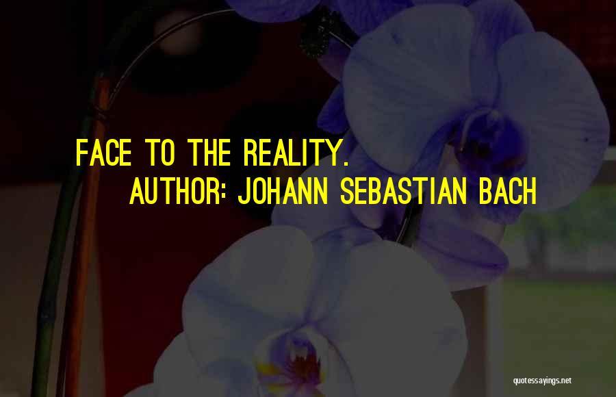 Johann Sebastian Bach Quotes 1788246