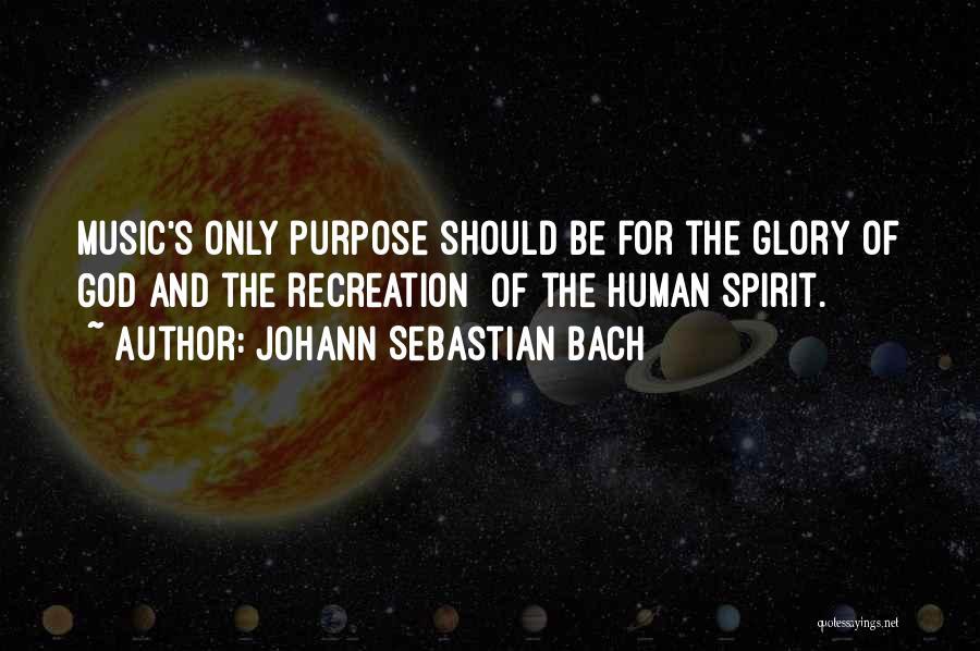 Johann Sebastian Bach Quotes 1901281