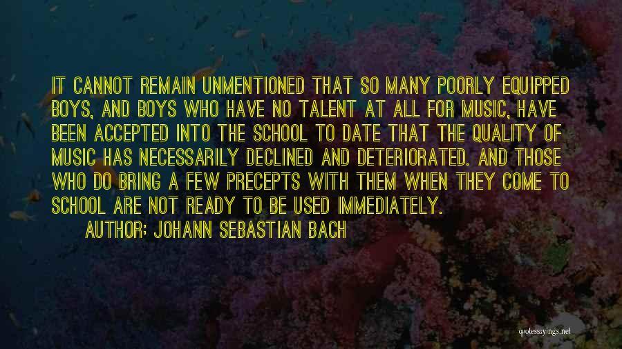 Johann Sebastian Bach Quotes 1982200