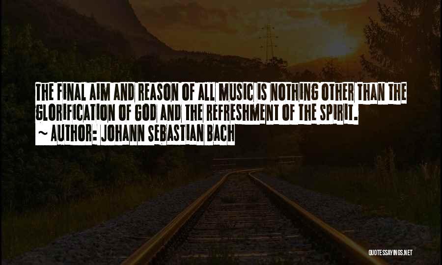 Johann Sebastian Bach Quotes 2022901