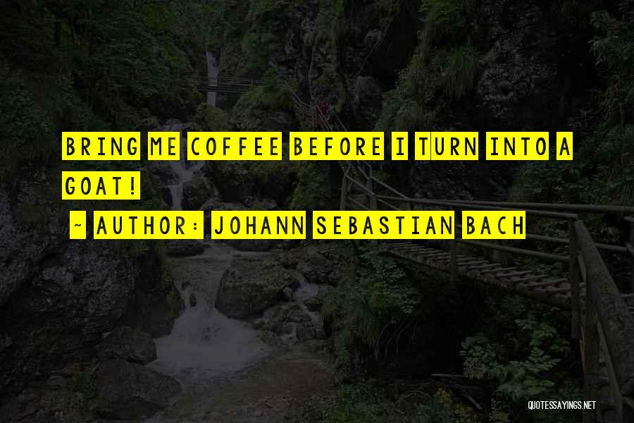 Johann Sebastian Bach Quotes 2198048