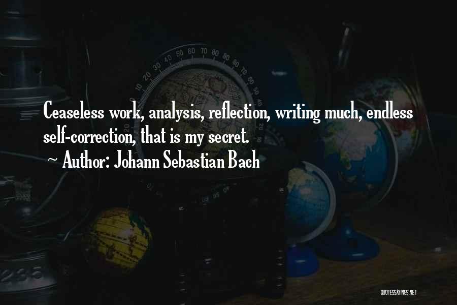 Johann Sebastian Bach Quotes 423813