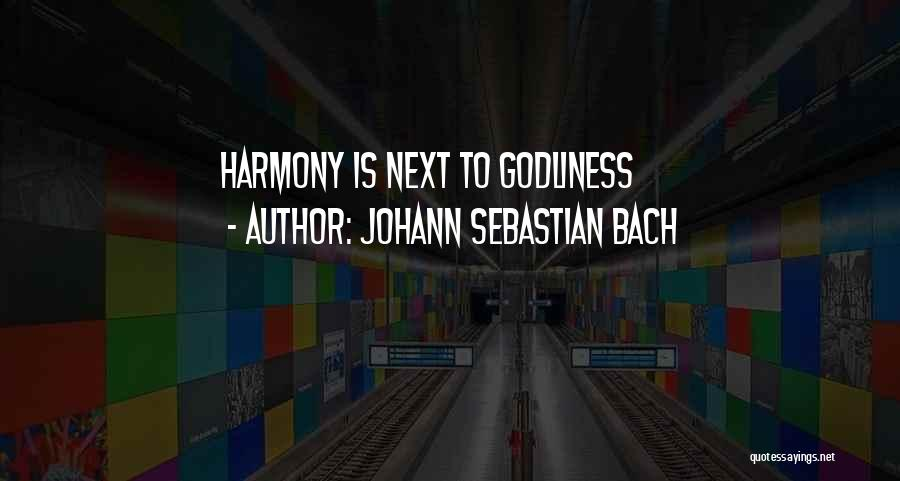 Johann Sebastian Bach Quotes 644461