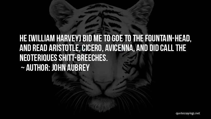 John Aubrey Quotes 1824165