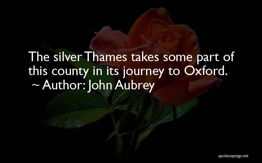 John Aubrey Quotes 382471