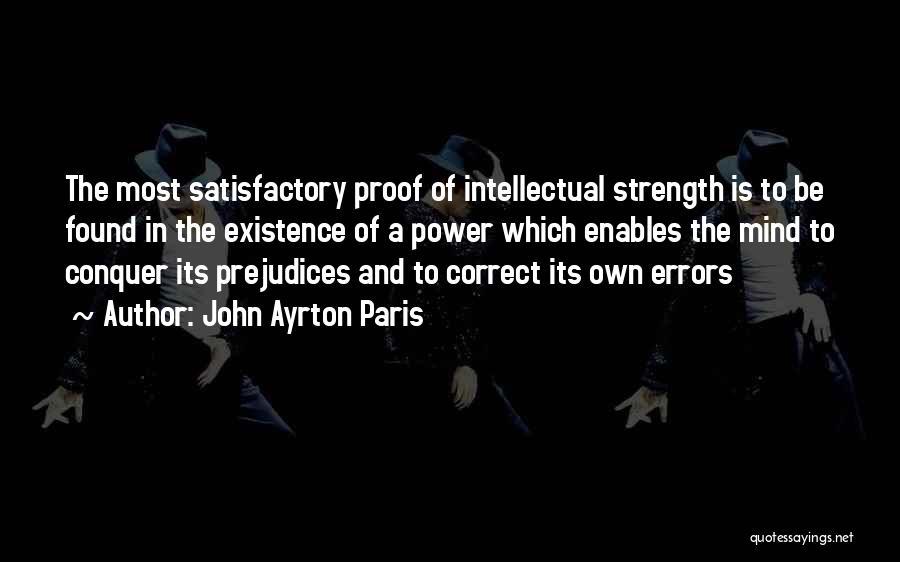 John Ayrton Paris Quotes 1384750