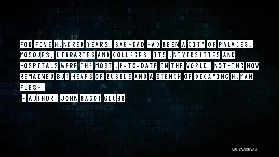 John Bagot Glubb Quotes 2062260