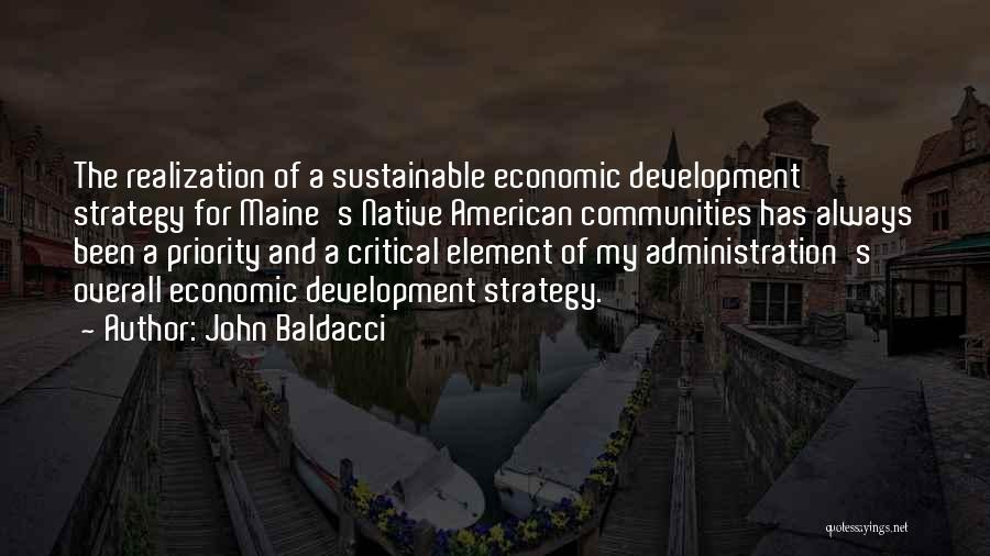 John Baldacci Quotes 1354815