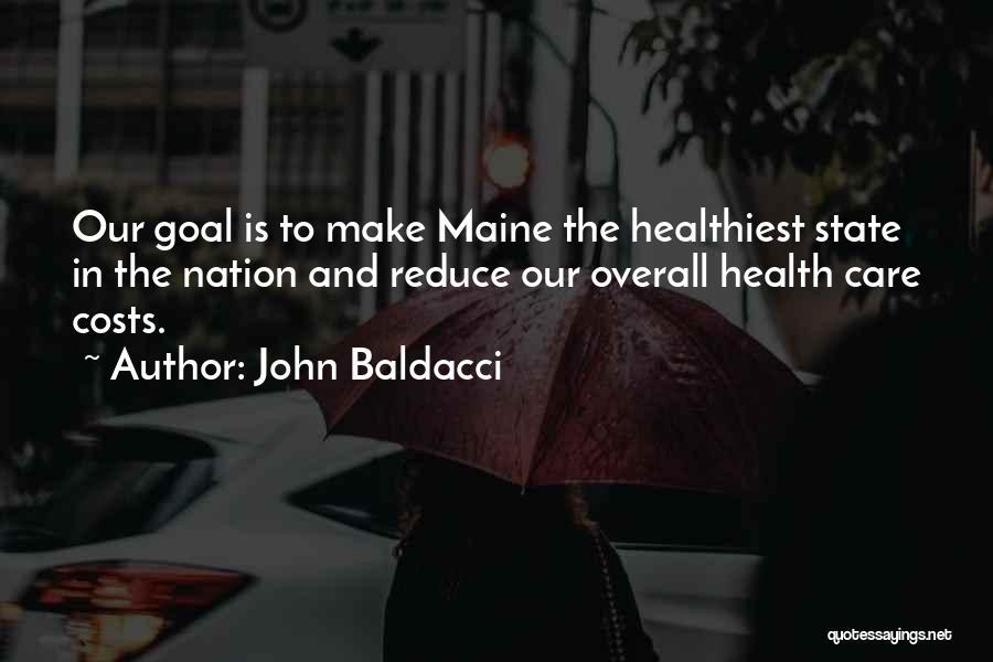 John Baldacci Quotes 960123