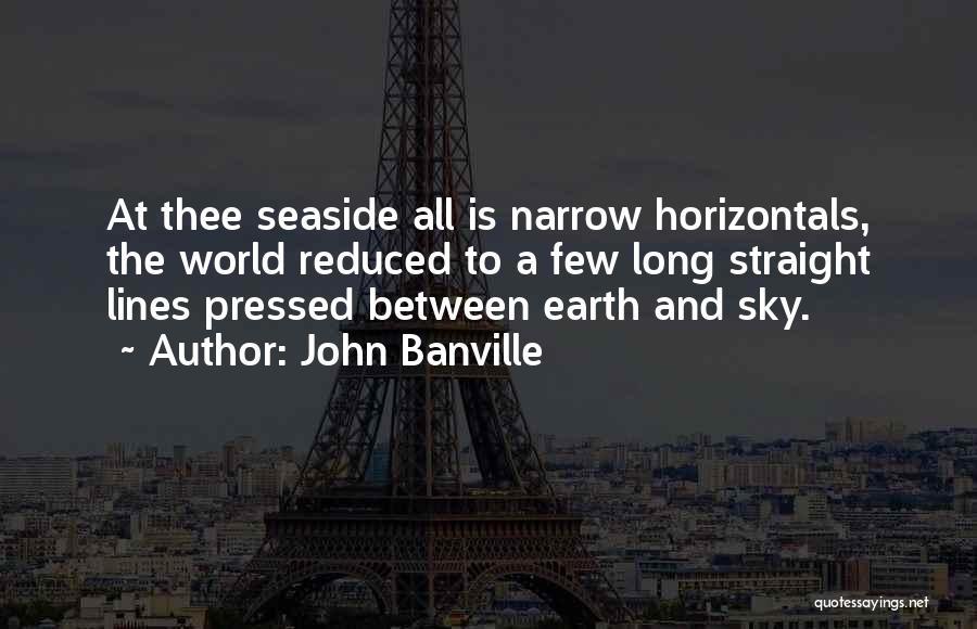 John Banville Quotes 1025189