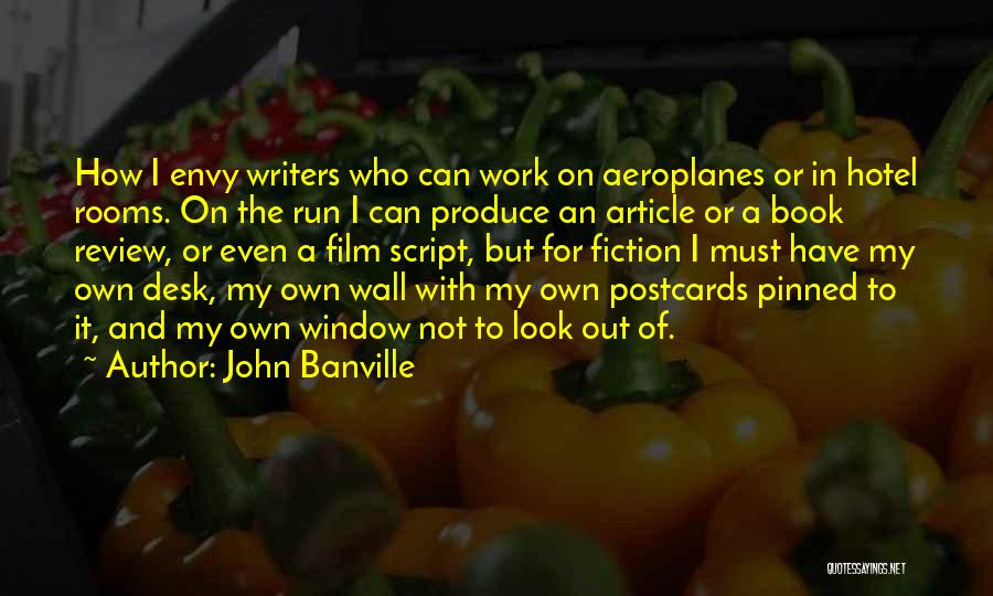 John Banville Quotes 1058532