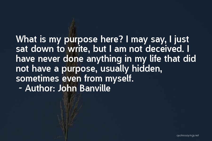 John Banville Quotes 1103119