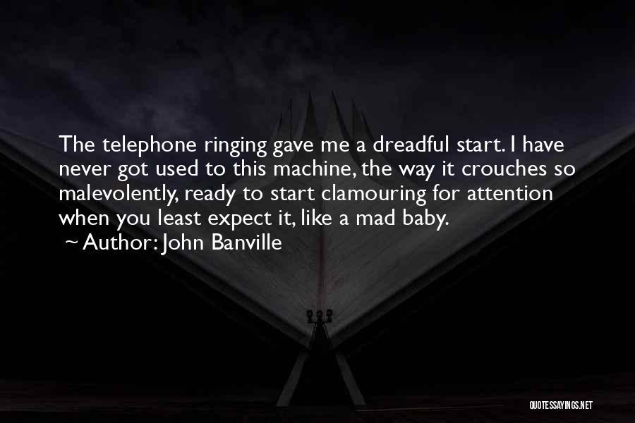 John Banville Quotes 1278059