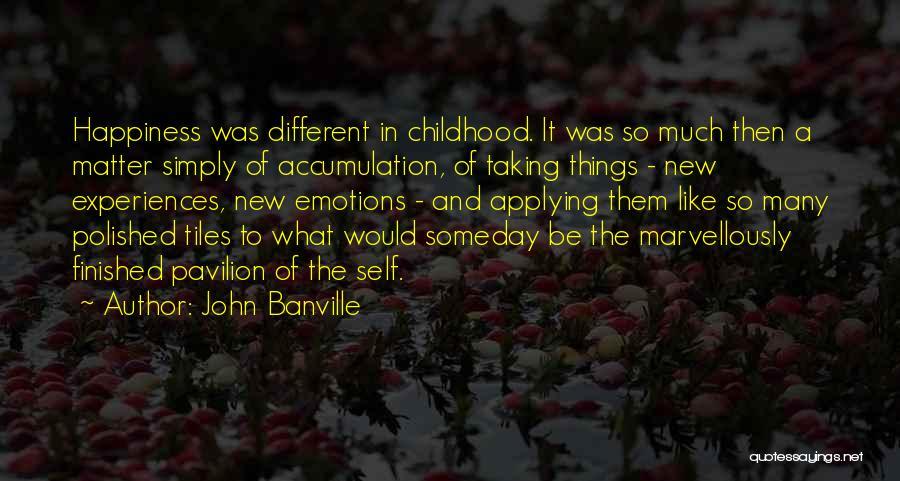 John Banville Quotes 1459856
