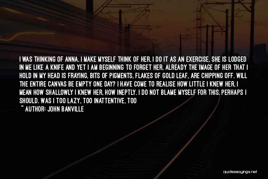 John Banville Quotes 1522451