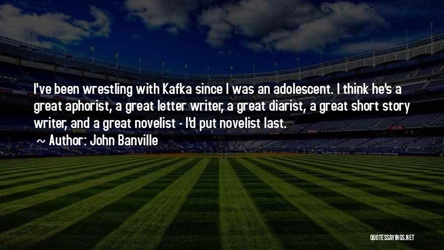 John Banville Quotes 1987367