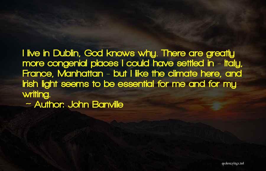 John Banville Quotes 2073770