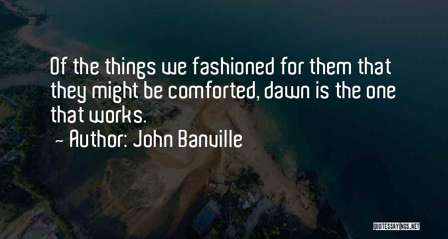 John Banville Quotes 459775