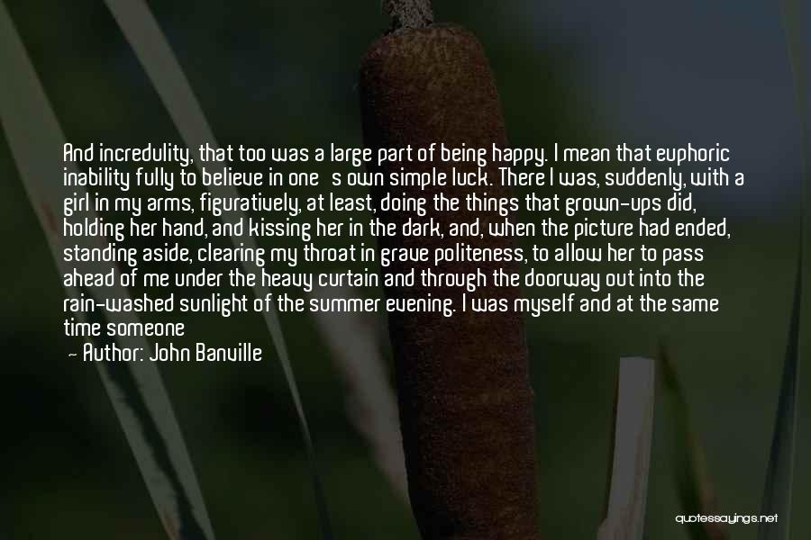 John Banville Quotes 584711