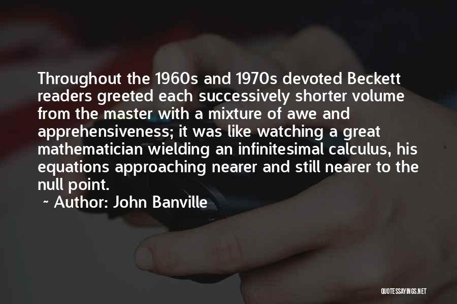 John Banville Quotes 727813