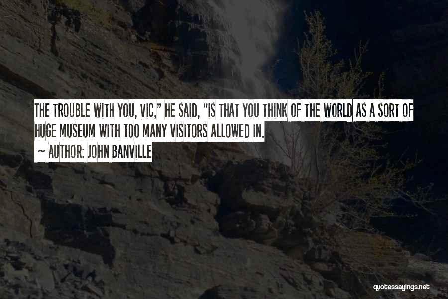 John Banville Quotes 731485