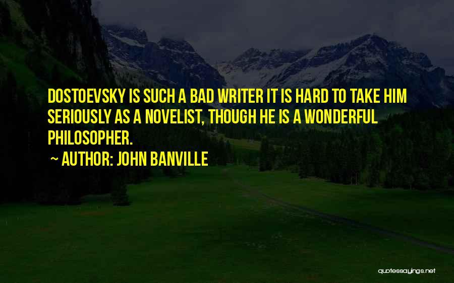 John Banville Quotes 771702