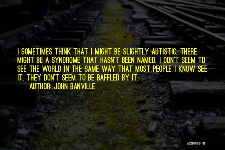 John Banville Quotes 799044