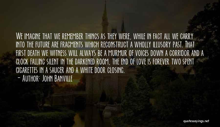 John Banville Quotes 875323