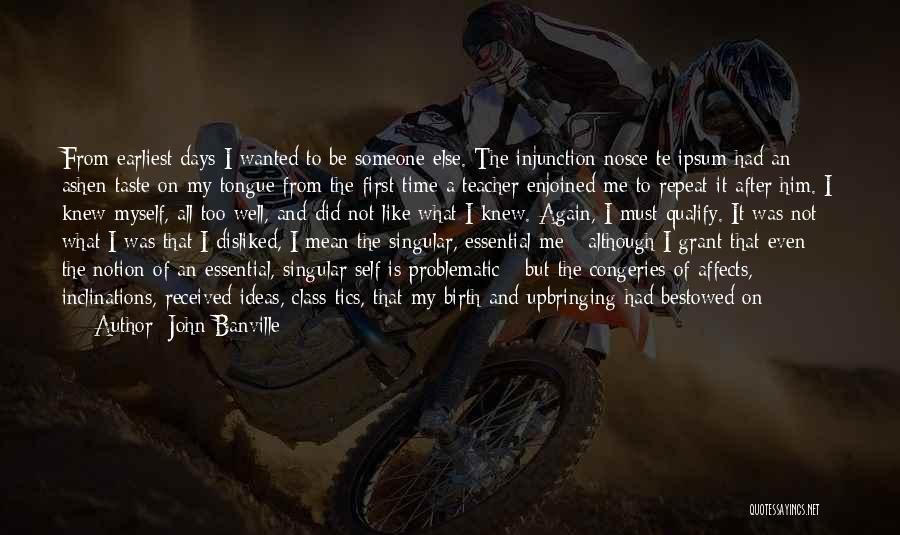 John Banville Quotes 921501
